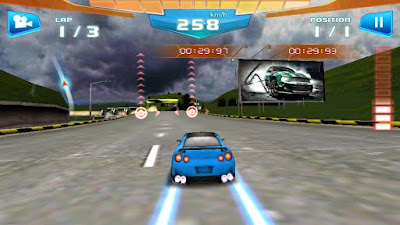 Free Download Fast Racing 3D v1.5 Mod Apk Unlimited Money Terbaru
