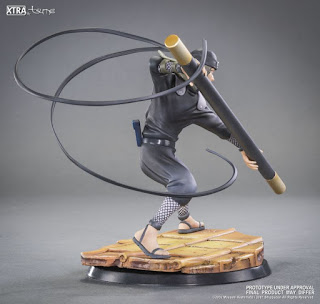 "Abierto pre-order de Hiruzen Sarutobi X-Tra de ""Naruto Shippuden"" - Tsume Arts"