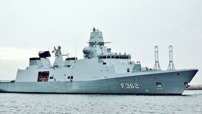 Denmark Fregat