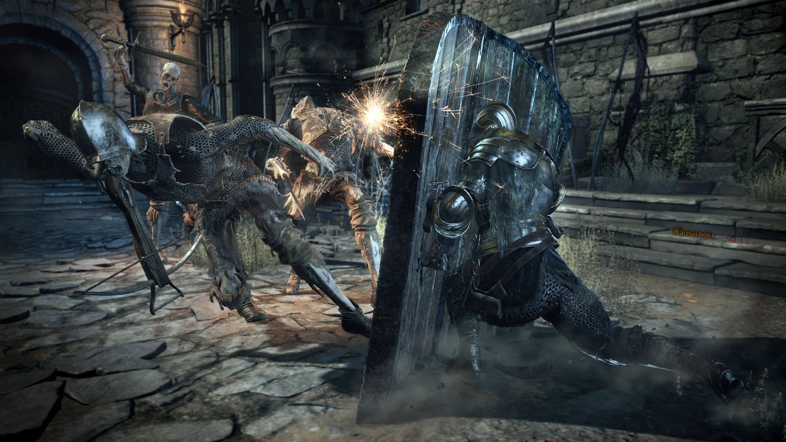 PlayStation 4 (PS4) Dark Souls III Game Review Complete - Daftar