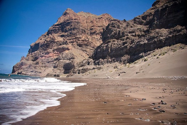 Gui Gui Beach, Gran Canaria