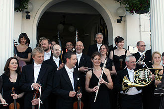 David Curtis and Orchesta of the Swan