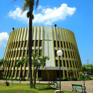 Igreja da Pipa, em Bento Gonçalves, RS