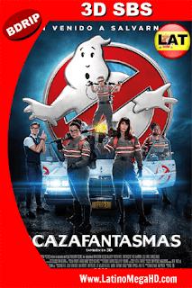 Cazafantasmas (2016) Latino HD 3D SBS BDRIP 1080P - 2016
