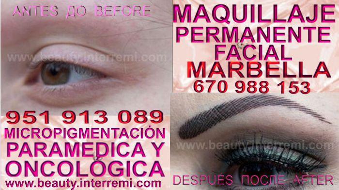 clínica estetica ofrece los mejor precio para MICROPIGMENTACION, maquillaje permanente de cejas en BENALMADENA y marbella