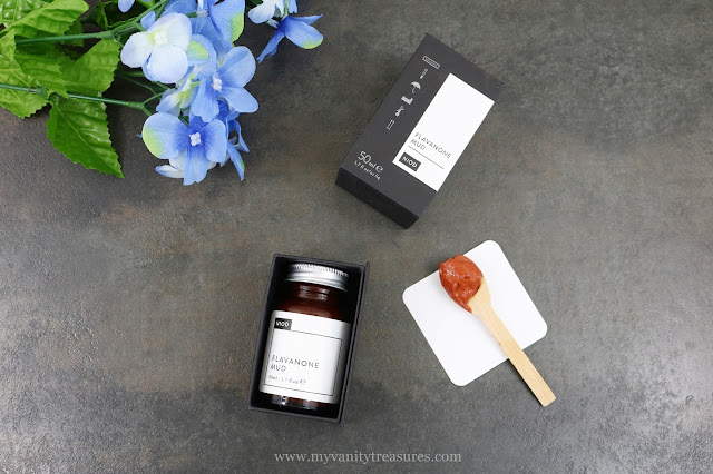 Deciem Niod Flavanone Mud Mask Review