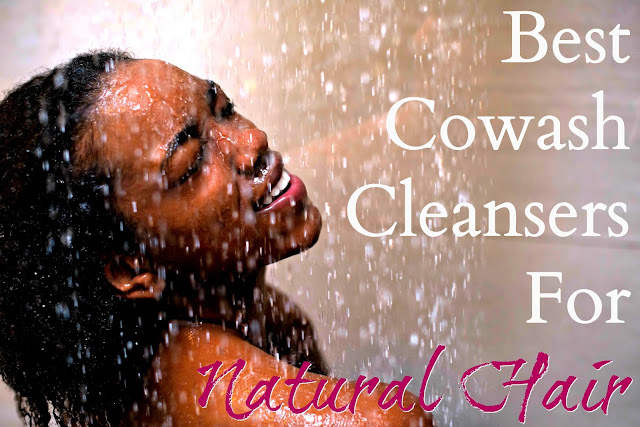 Click here for one of 10 best cowash cleansers for natural hair!