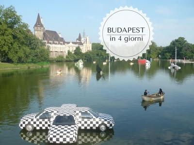 Cosa vedere a Budapest in 4 giorni Parco Varosliget