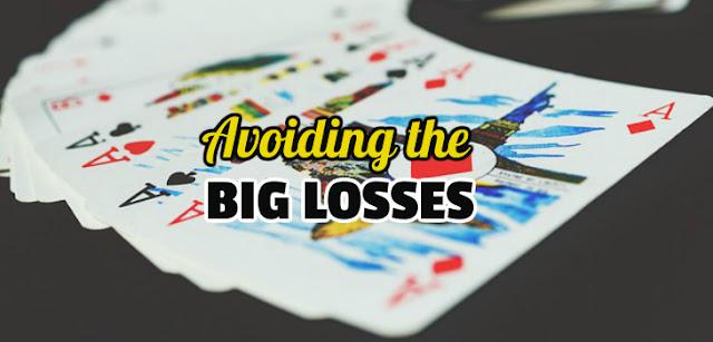 How to avoid long losing streaks.
