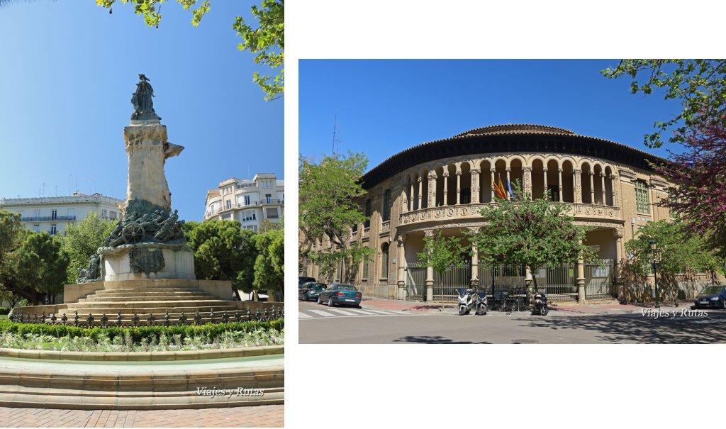Plaza de los Sitios, Zaragoza