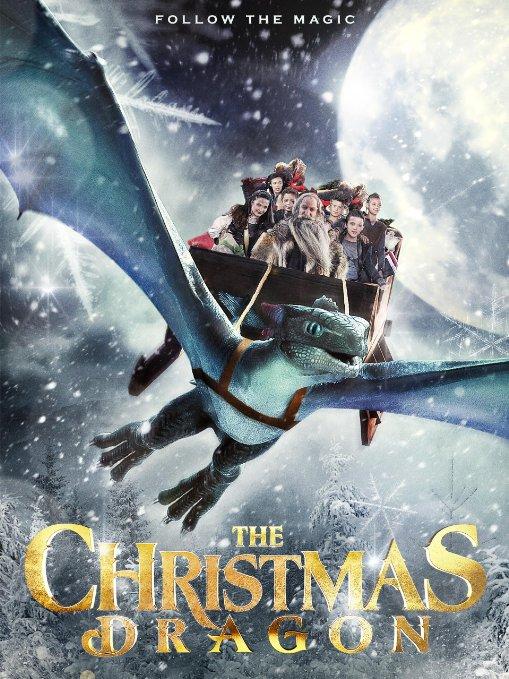 The Christmas Dragon มังกรคริสต์มาส ผจญแดนมหัศจรรย์ [HD][พากย์ไทย]
