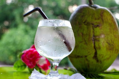 7 Green coconut water benefits for the health