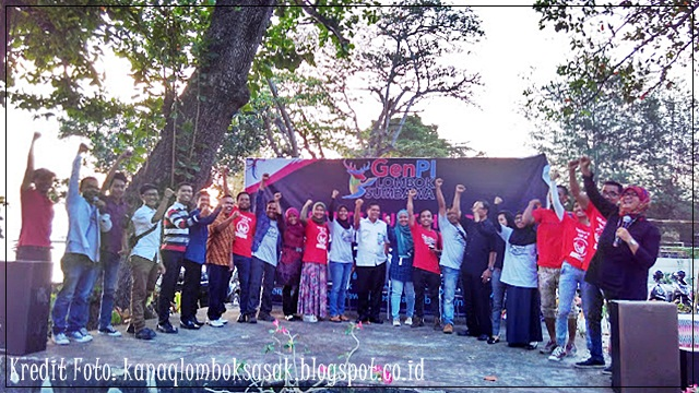 GENPI Lombok Sumbawa, Generasi Baru Promosi Wisata Halal