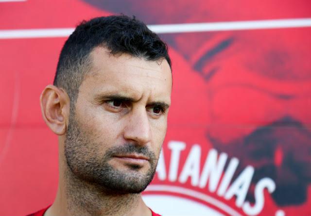 """Καρυπίδης: """"Στόχος να παίξουμε καλό ποδόσφαιρο"""""""