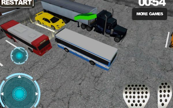 Free Download Bus Driver: Parking Simulator Apk For Androids Mod (Unlocked)