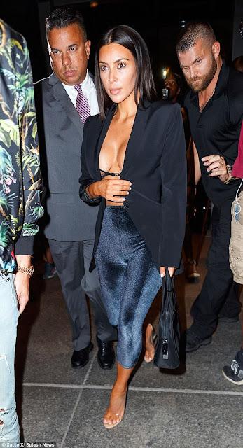 Kim Kardashian gucci bra