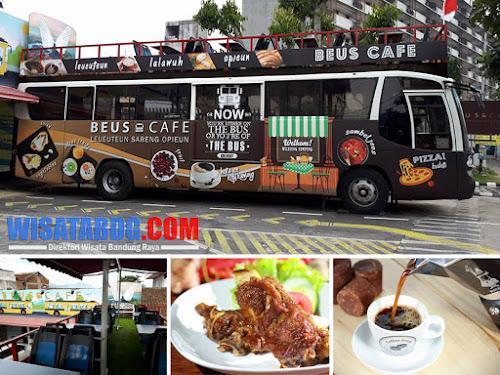 Beus Cafe di Dago Bandung