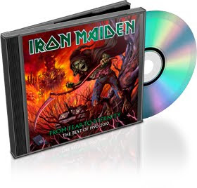 Download CD Iron Maiden   From Fear To Eternity 2011