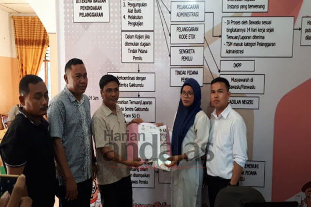 Tim Prabowo Laporkan Video Para Pejabat di Labura Dukung Capres 01
