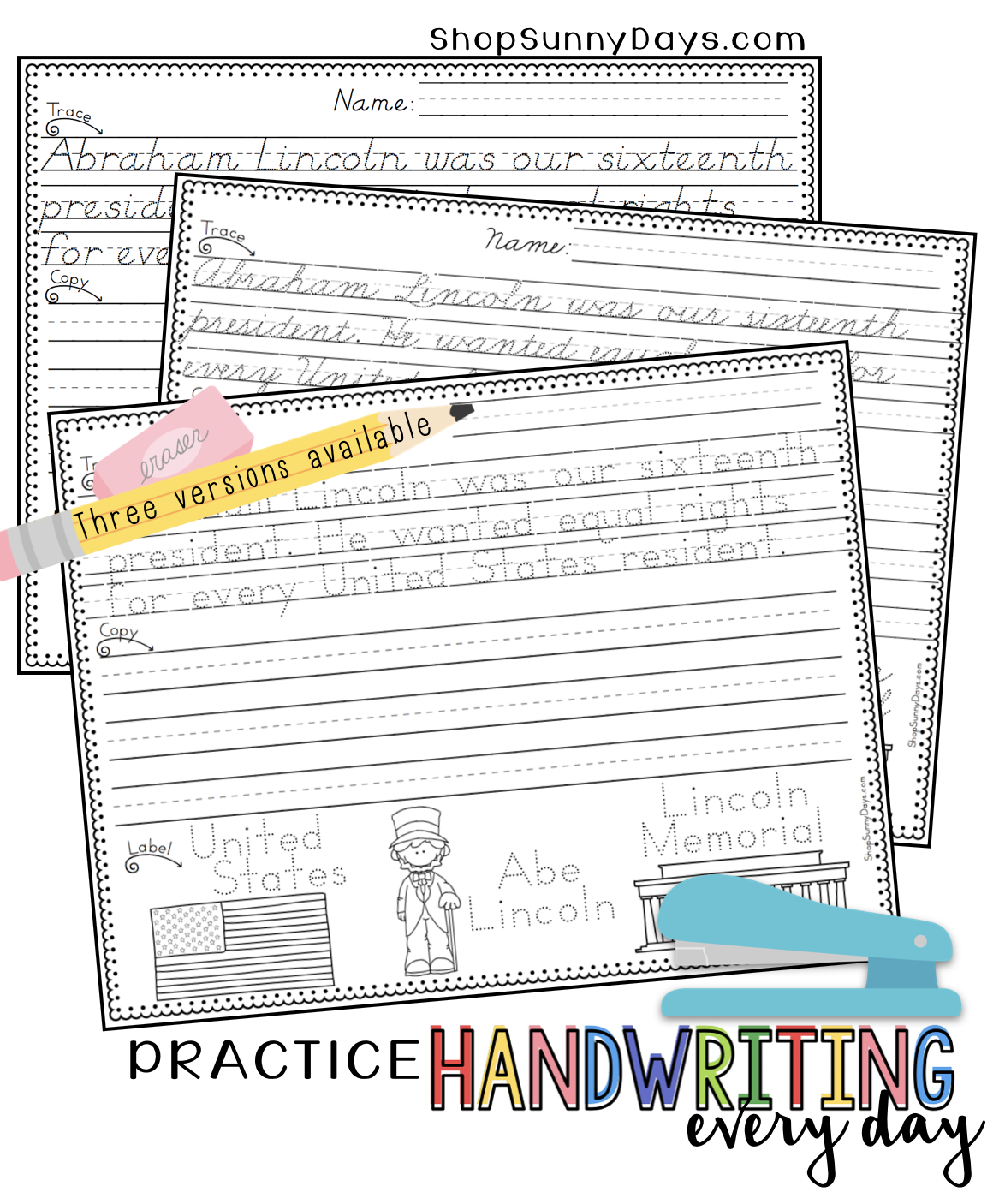 Working Handwriting Into Your Literacy Block