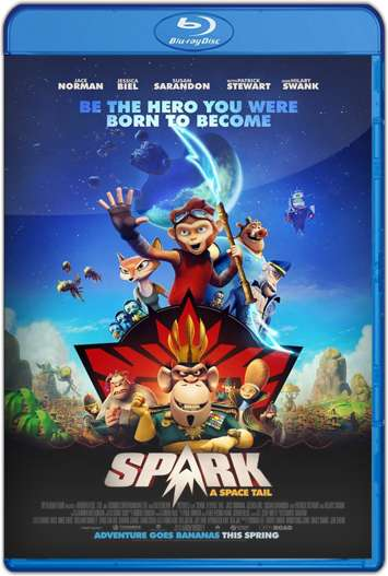 Spark: A Space Tail (2017) HD 1080p y 720p Latino
