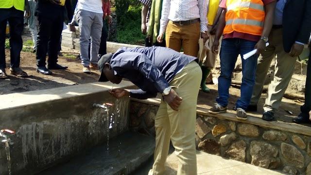Stori 4 Yaliyojiri -Mradi wa Maji Katoke,Kibondo,Kahawa Kagera na Ujenzi wa Soko Biharamulo.
