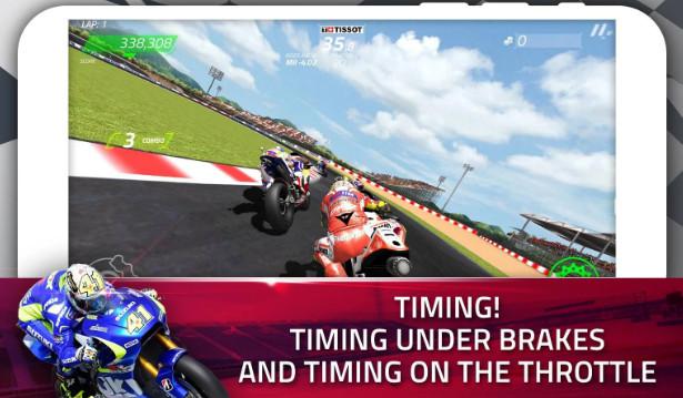 MotoGP Race Championship Quest
