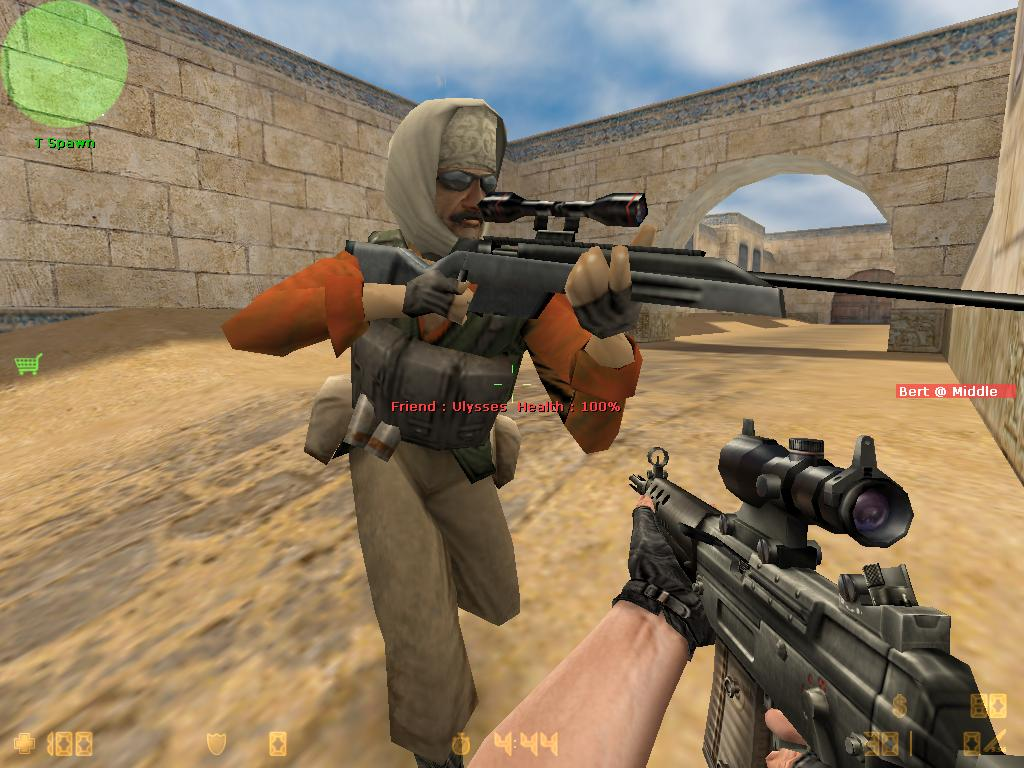 counter strike condition zero download gratis