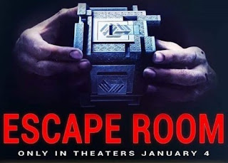 escape room 2019 movie synopsis latest and newest