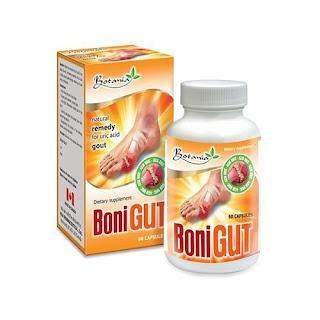 Cuộc chiến đẩy lùi bệnh gút với BoniGut