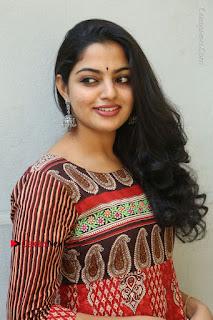 Telugu Actress Nikhila Vimal Latest Stills in Anarkali Dress  0105.JPG