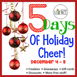 5 Days of Science-y Holiday Cheer!