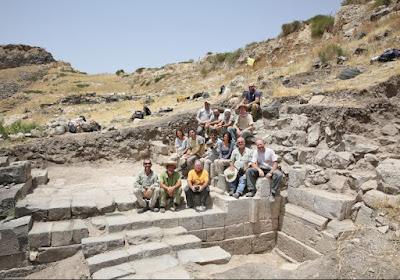 Desde el año 2000, la antigua ciudad de Hippos  gradualmente se ha descubierto por una expedición internacional.