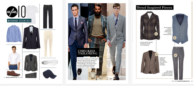 App Of The Day Men S Fashion Magazine Intellectuapp