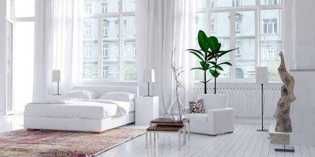 5 Warna cat dinding yang bisa mengurangi stres saat di rumah