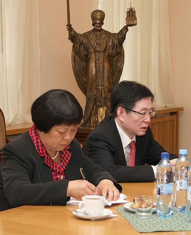 Wang Zuoan anunciou maior perseguição religiosa aos católicos fieis neste ano.