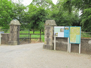 Burtown House Entrance Gate