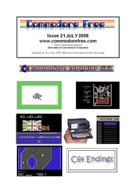 Commodore Free Magazine #021 (021)