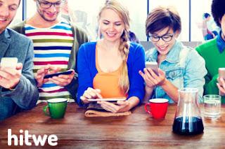 Como elegir quien puede enviarte mensajes Hitwe