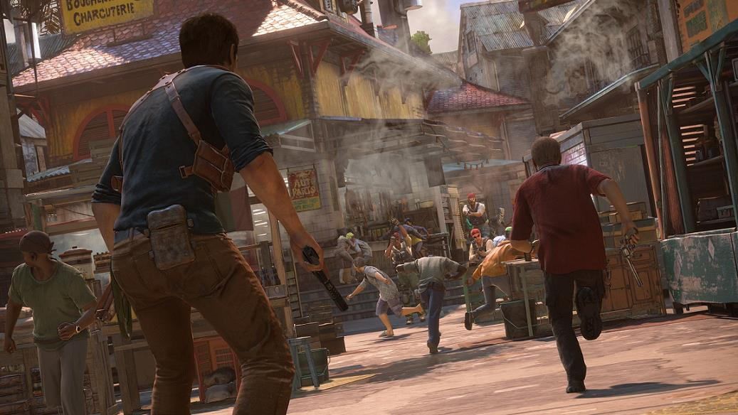 Uncharted 4 A Thief S End 2016 Pc Game System Requirement