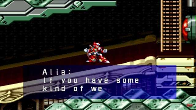 Mega Man X5 - PSX - Captura 4