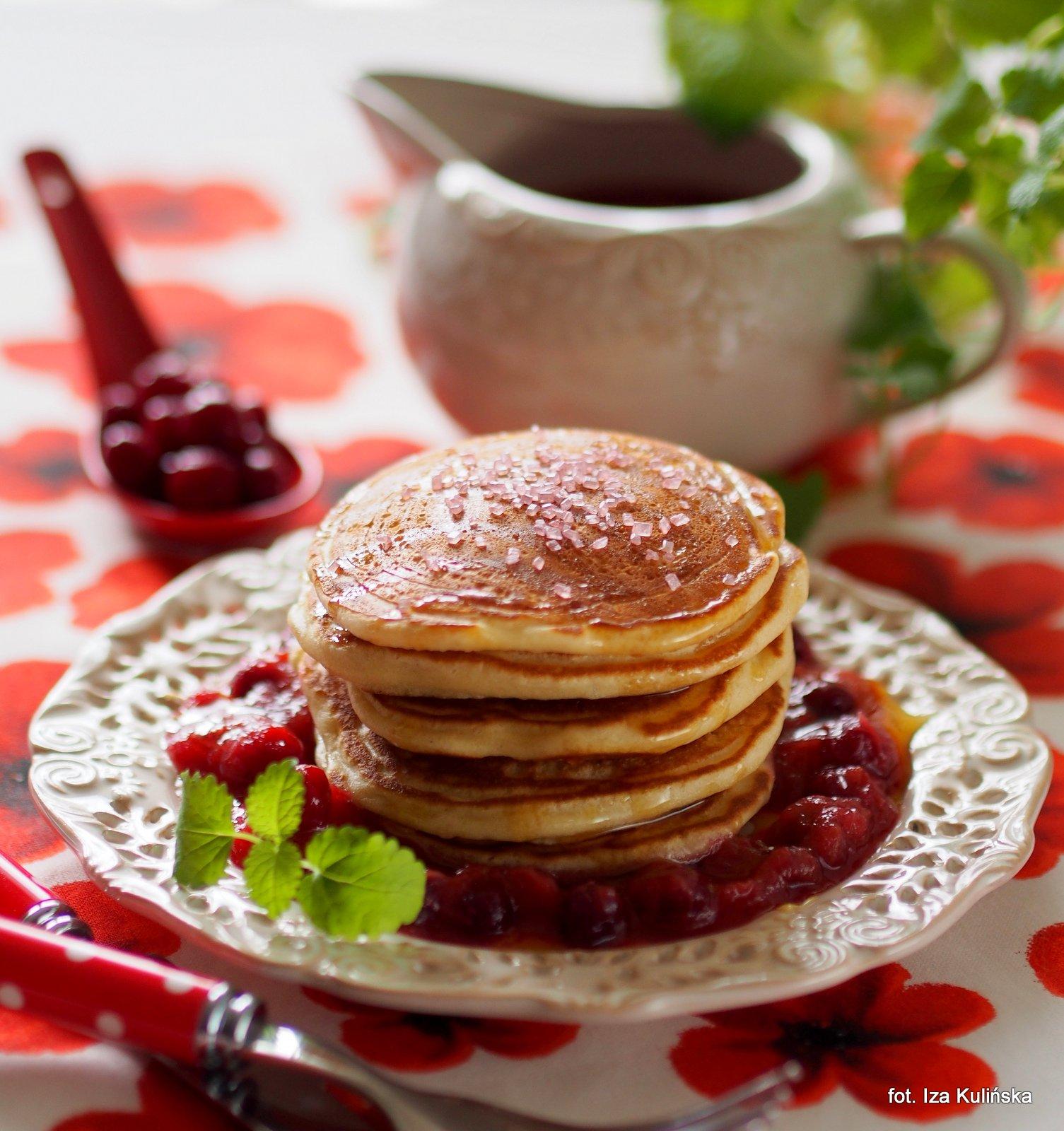 Pancakes czyli śniadanie po amerykańsku