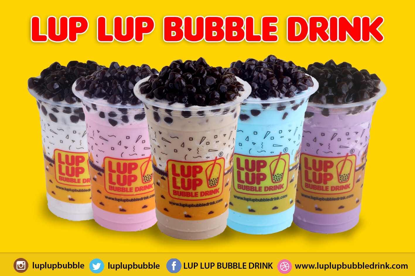 Dimana Agen Franchise Murah Lup Lup Bubble Drink