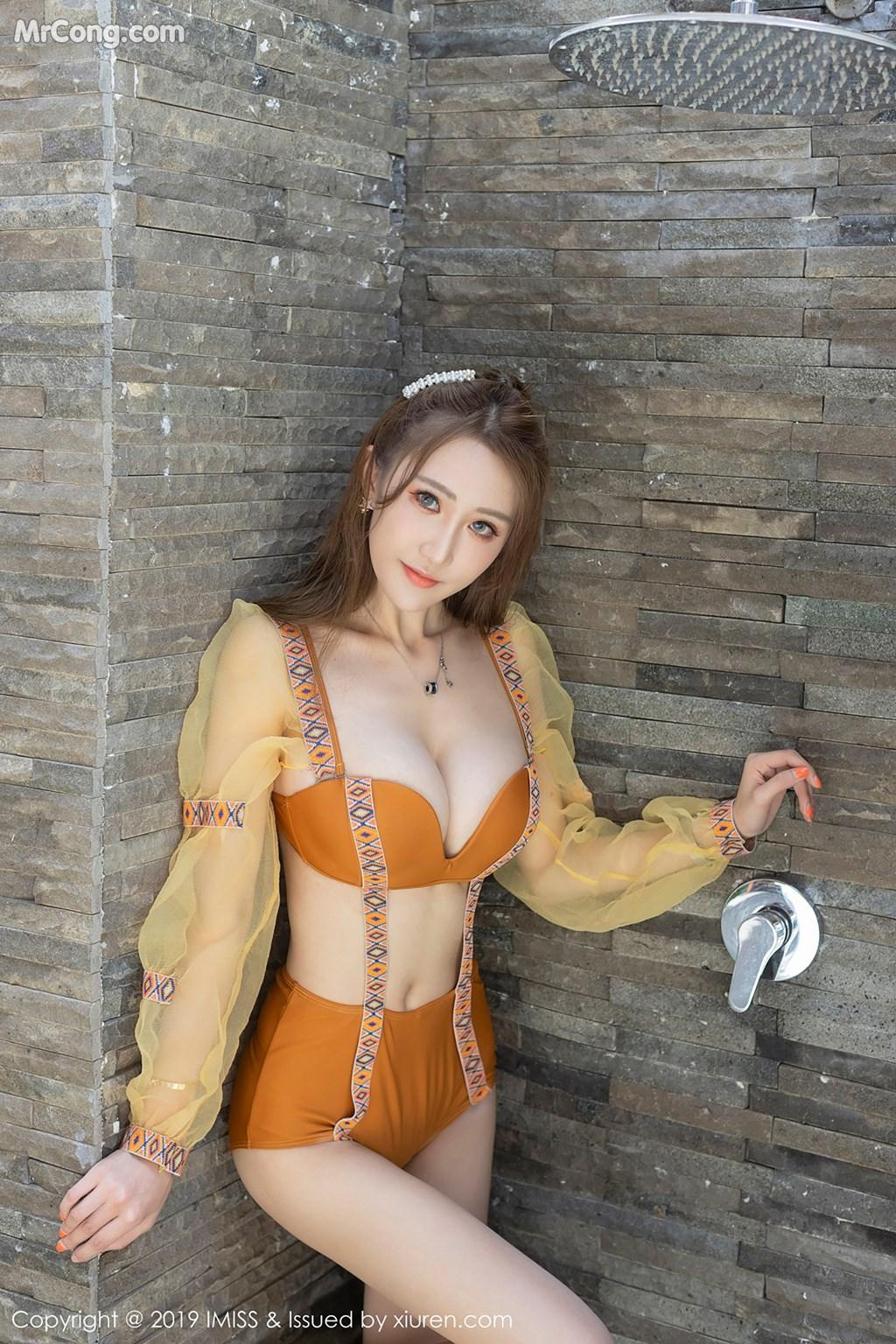 Image IMISS-Vol.326-Yu-Wei-Vivian-MrCong.com-008 in post IMISS Vol.326: Người mẫu Yu Wei (妤薇Vivian) (26 ảnh)