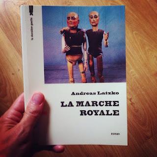 La Marche royale d'Andreas Latzko