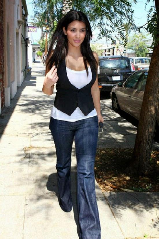 Kim Kardashian Height And Weight