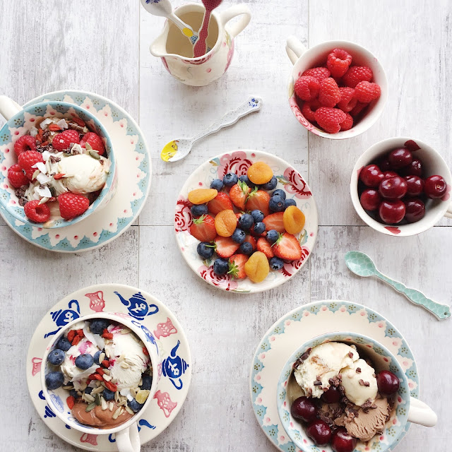 Booja-Booja Summer Ice Cream Party