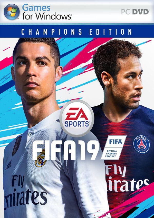 FIFA 19 PC Cover