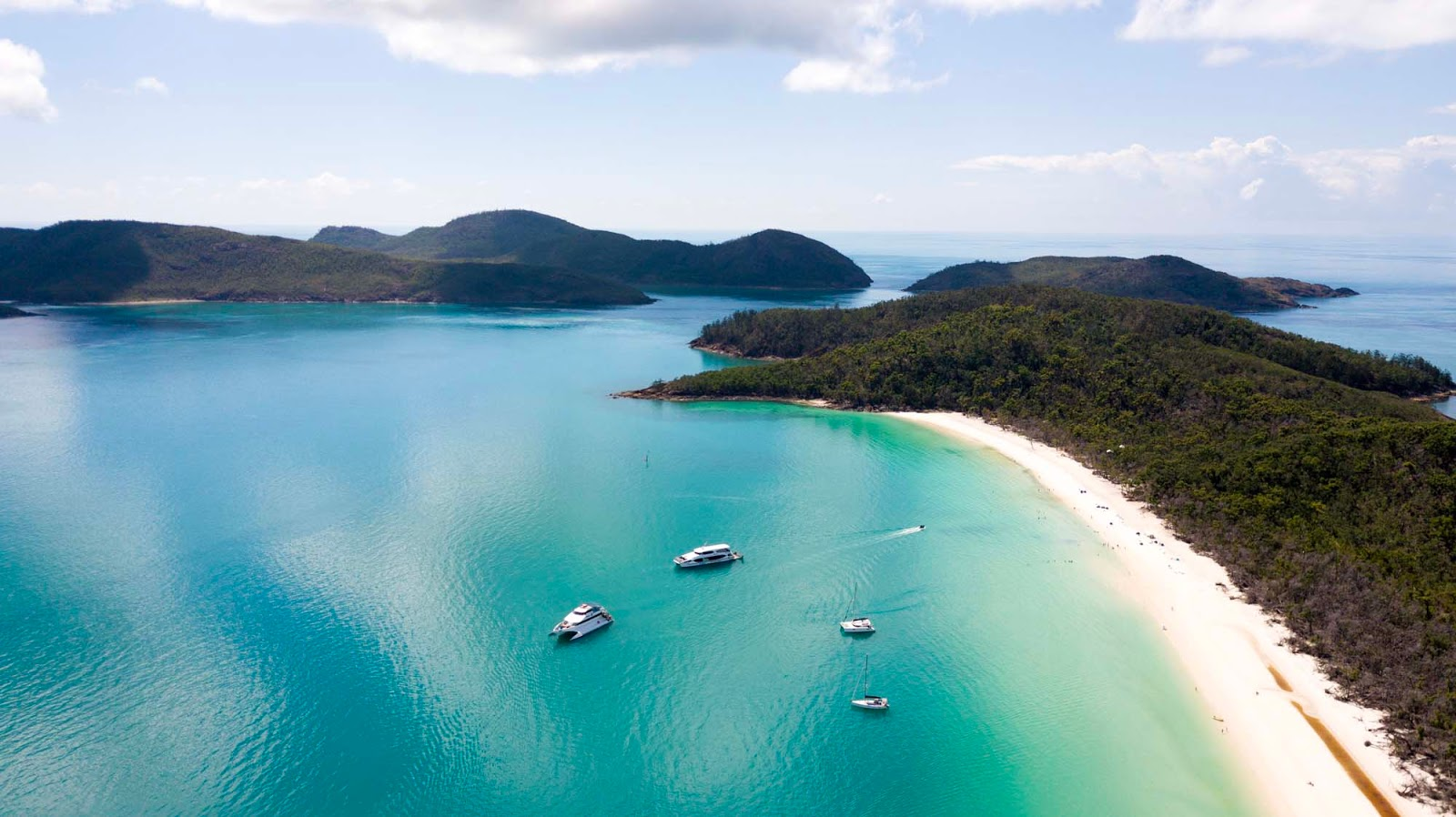The Ultimate Day Out to the Whitsundays
