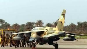 nigerian fighter jet crashed niger